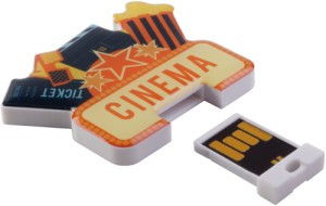 custom usb drives from 3d printed material