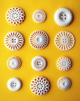 3d printed gifts: buttons