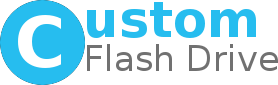 CustomFlashDrive Logo