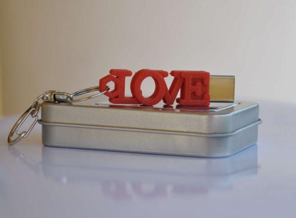 metal usb stick gift box