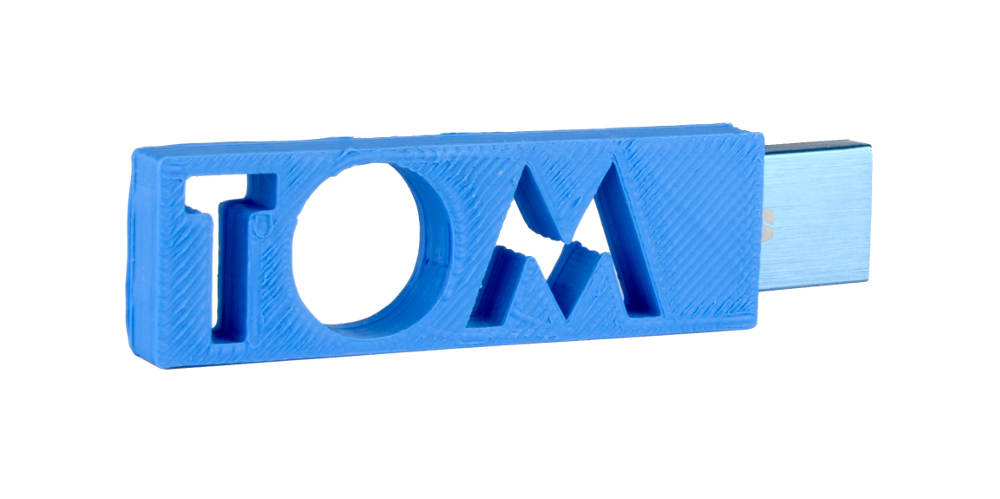tom customized usb case